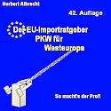 Der EU-Importratgeber PKW für Westeuropa