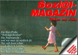 Sozi@l-MAGAZIN Erstausgabe 2009