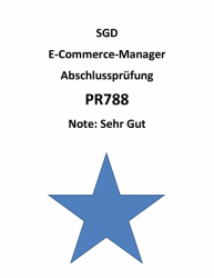 PR788 - Abschlussprüfung E-Commerce-Manager/in SGD