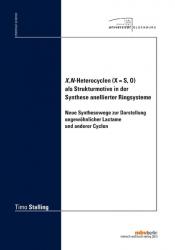 X,N-Heterocyclen (X = S, O) als Strukturmotive