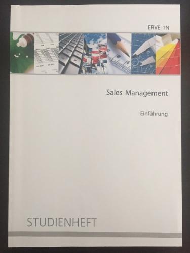 Lösungen Einsendeaufgabe ERVE 1N Note:1 (Sales Manager)
