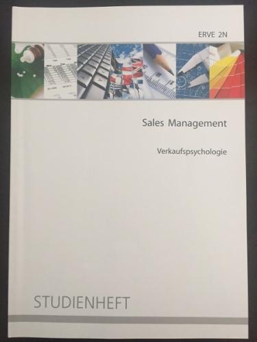 Lösungen Einsendeaufgabe ERVE 2N Note:1 (Sales Manager)
