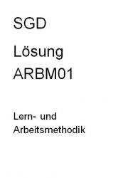 ARBM01 des Kurses geprf. Immobilienmakler
