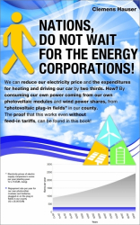 Nations, Do Not Wait for the Energy Corporations!