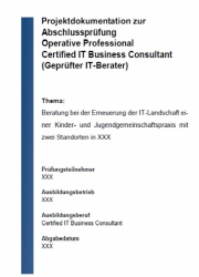 Projektarbeit - Operative Professional Note 1,4