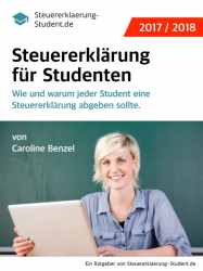 Steuererklärung für Studenten (2017/2018)