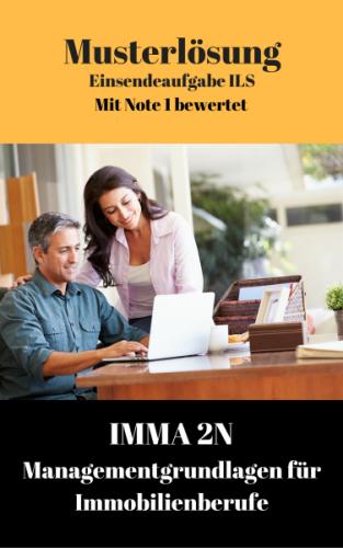 Lösung für Einsendeaufgaben IMMA 2N - XX1-K03 Note 1