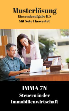 Lösung für Einsendeaufgaben IMMA 7N-XX1-A05 Note 1