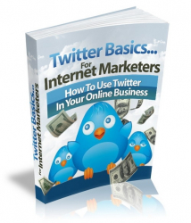 Twitter Basics for Online Business