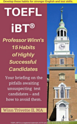 15 Habits of Highly Successful TOEFL iBT® Candidates