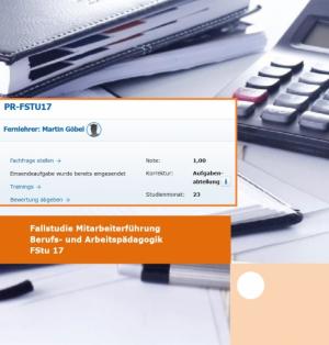 FStu 17 - NOTE 1 - Mitarbeiterführung - Fallstudie