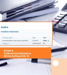 Econ 9 - NOTE 1 (100%)