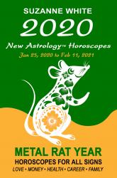 SUZANNE WHITE 2020 New Astrology™ Horoscopes