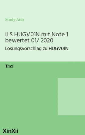 ILS  HUGV01N mit Note 1 bewertet  01/ 2020