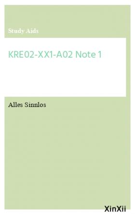 KRE02-XX1-A02 Note 1