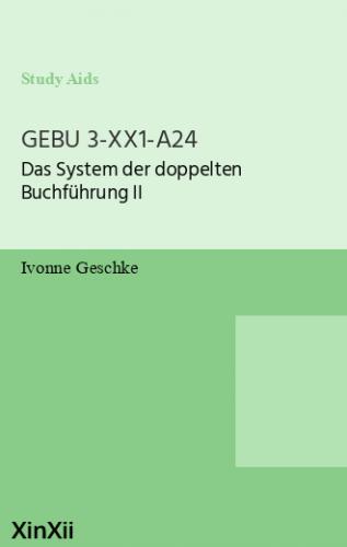 GEBU 3-XX1-A24