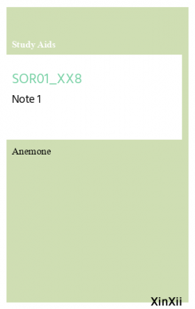 SOR01_XX8