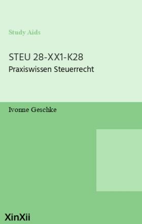 STEU 28-XX1-K28