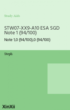 STW07-XX9-A10 ESA SGD Note 1 (94/100)