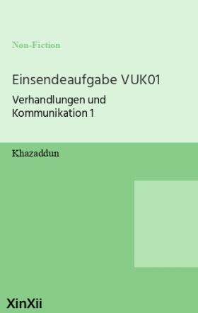 Einsendeaufgabe VUK01