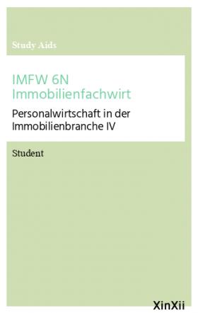 IMFW 6N Immobilienfachwirt