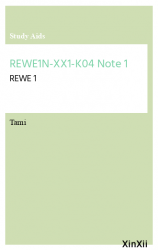 REWE1N-XX1-K04 Note 1