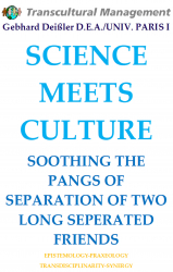 SCIENCE MEETS CULTURE