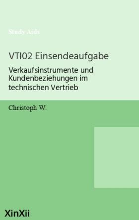 VTI02 Einsendeaufgabe