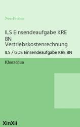 ILS Einsendeaufgabe KRE 8N Vertriebskostenrechnung