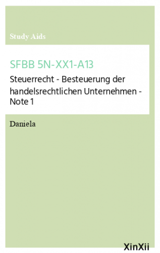 SFBB 5N-XX1-A13