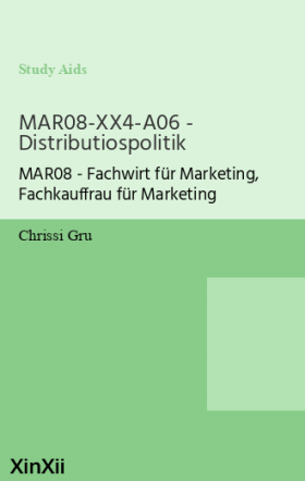 MAR08-XX4-A06 - Distributiospolitik