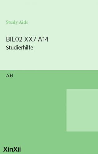 BIL02 XX7 A14