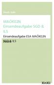 MAÖK02N Einsendeaufgabe SGD & ILS