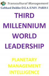THIRD MILLENNIUM WORLD LEADERSHIP