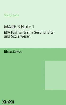 MARB 3 Note 1