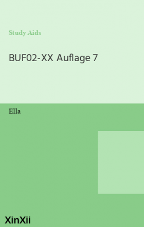 BUF02-XX Auflage 7