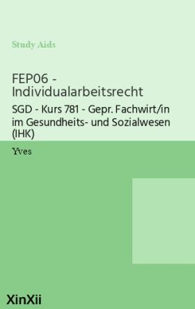 FEP06 - Individualarbeitsrecht