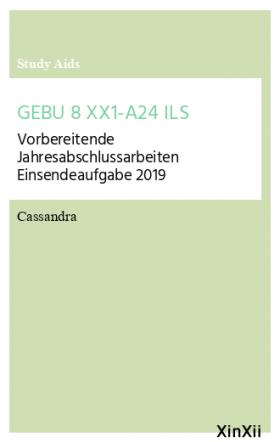 GEBU 8 XX1-A24 ILS
