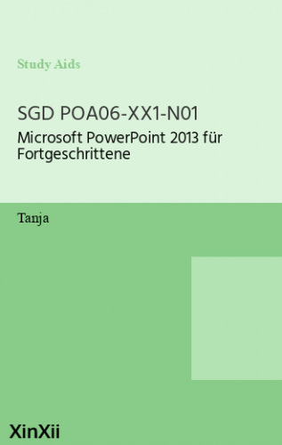 SGD POA06-XX1-N01