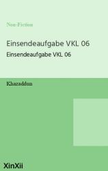Einsendeaufgabe VKL 06