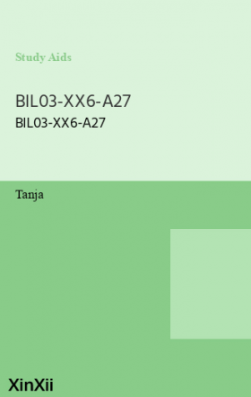 BIL03-XX6-A27