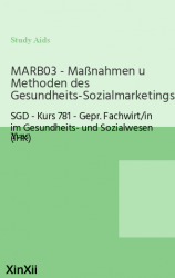 MARB03 - Maßnahmen u Methoden des Gesundheits-Sozialmarketings
