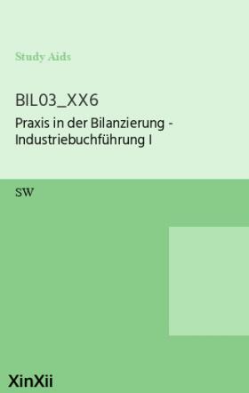 BIL03_XX6
