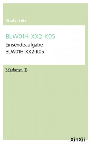BLW01H-XX2-K05