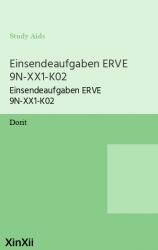 Einsendeaufgaben ERVE 9N-XX1-K02