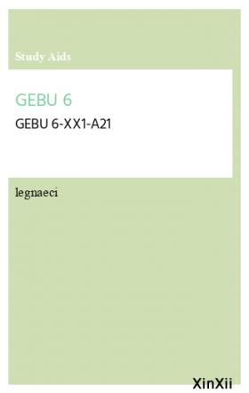 GEBU 6