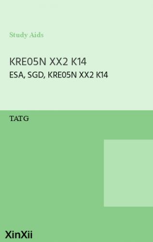 KRE05N XX2 K14