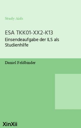 ESA TKK01-XX2-K13