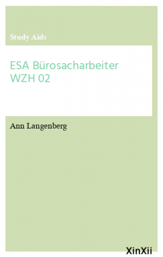 ESA Bürosacharbeiter WZH 02