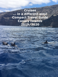 Cruises in a different way! Compact Travel Guide Canary Island